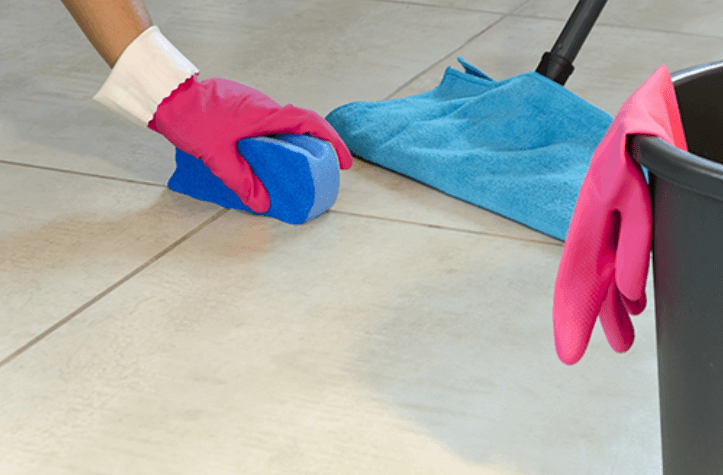 Grout Cleaning Solution